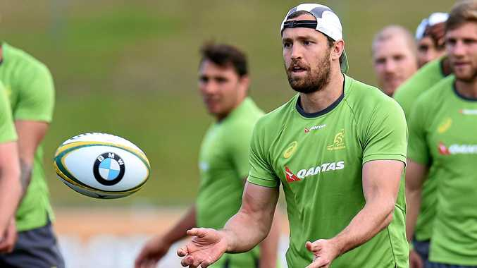 Luke Morahan will join the Wallabies squad.