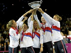 That's Czech mate in battle for Fed Cup