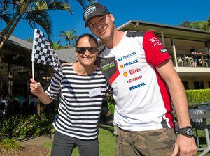 Emma Moffatt flies flag for Coffs rally