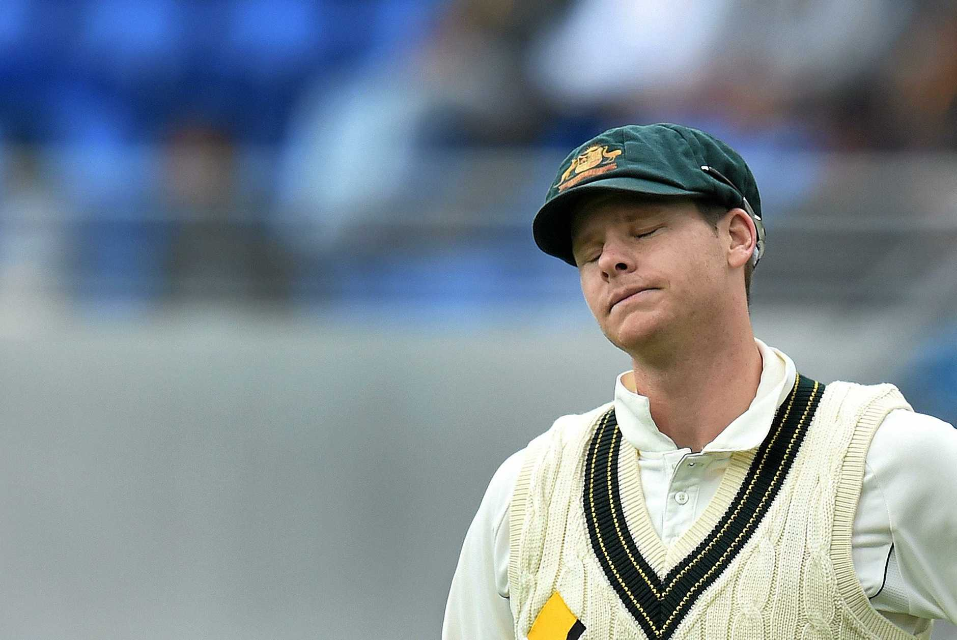 Australian captain Steve Smith has every right to feel like his teammates are letting the country down.