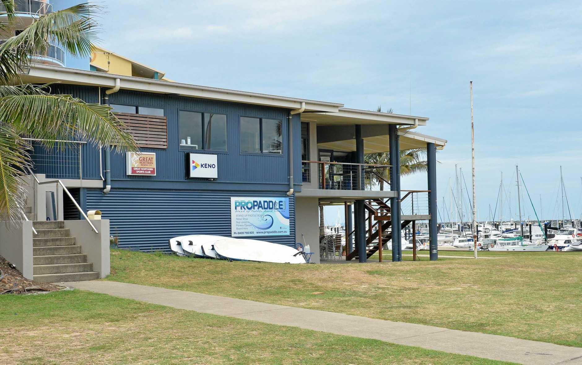 Sports bar closes as Mackay Boat Club enters liquidation | Daily Mercury