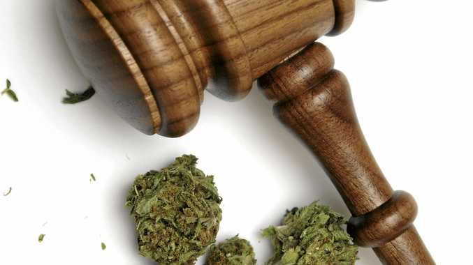 A Moranbah man who sold marijuana has been spared time in jail.