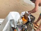 'It's wrong': Anger as filth ruins Boyne Island beach