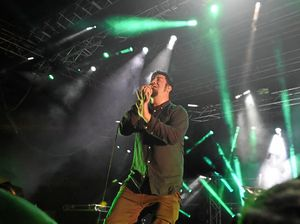 Deftones close Australian tour with an absolute scorcher