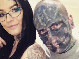 Was 'Lizard Man' and ex partner death bikie hit?