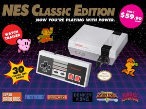 'Classic NES' sale crashes EB site again