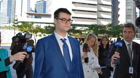 Shane Stephen Duffy escaped going to jail for hacking and fraud offences when he was sentenced at Brisbane District Court.