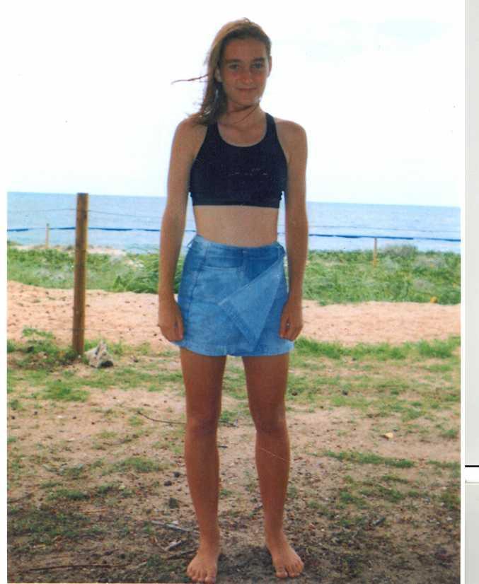 MYSTERY: Bowen teenager Rachel Antonio went missing in 1998.