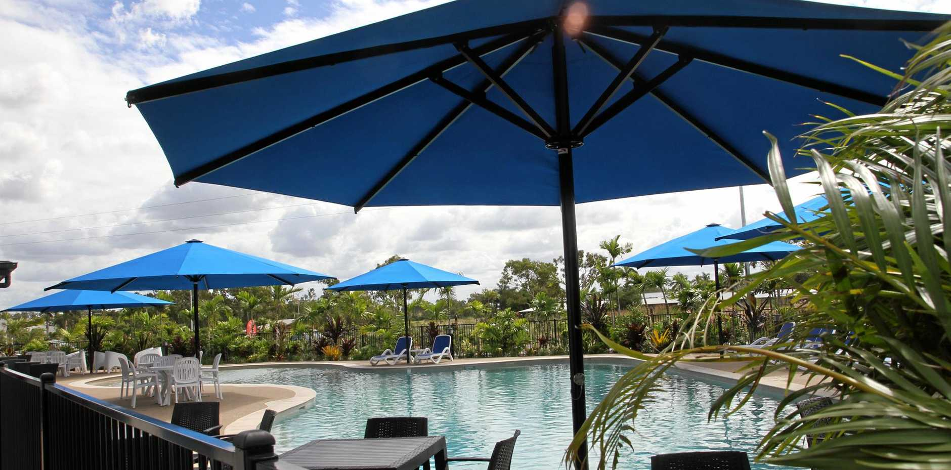 Korte's Resort at Parkhurst are expanding just a year after opening, with Rockhampton Regional Council approving plans for a new function centre.