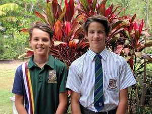 Grammar boys ready to roar for AFL Lions