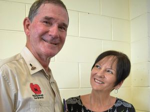 Honoured for loyal service to RSL