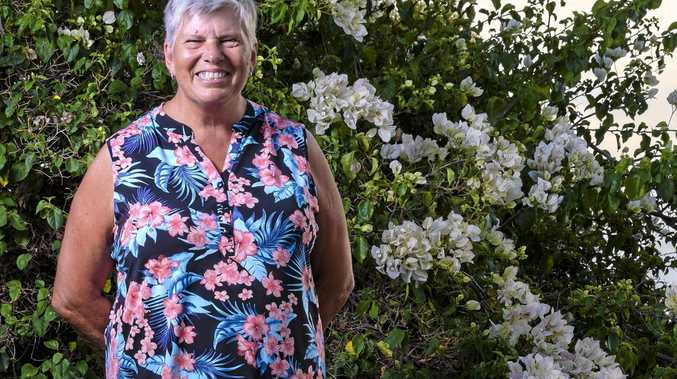 FAIR DINKUM: Western Downs Regional Council's Chinchilla and District Australia Day Citizen of the Year 2016, Yvonne Wolski.