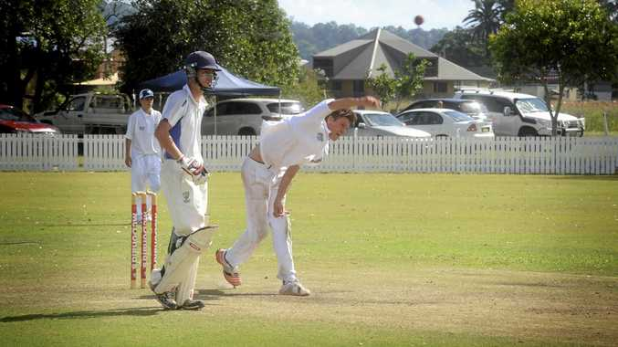 Daley Durrant did not have much luck with wickets during the North Coast Cricket Council First Grade Inter-District clash between Lower Clarence and Coffs Harbour at Harwood Oval.