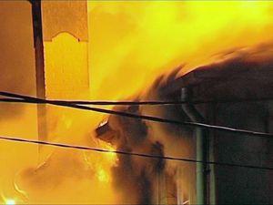 Former NRL star devastated after fire at tavern