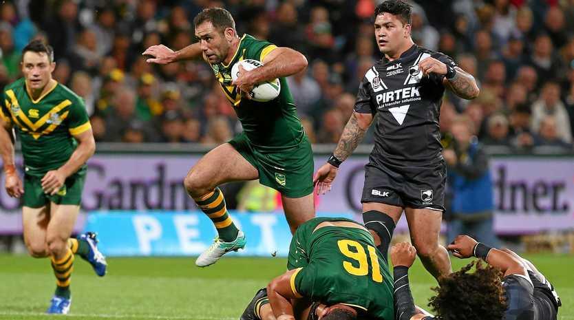 Kangaroos captain Cameron Smith knows the Kiwis won't be easybeats.