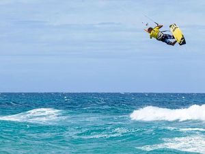 National kiteboarding league takes off