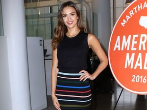 Jessica Alba buys Kinder Surprise eggs from around the world