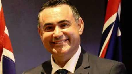 Deputy Premier and NSW Nationals Leader John Barilaro.