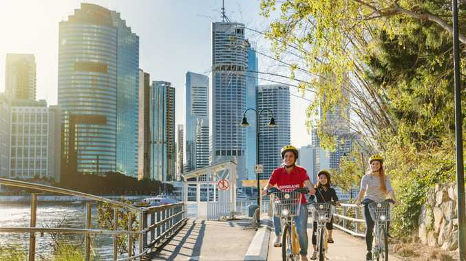 See the city like a local, and on the back of a bike!