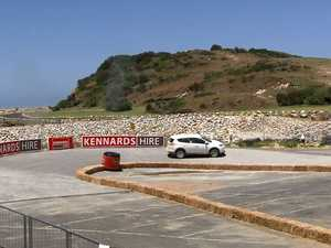 Super special stage has one of the 'craziest corners' ever