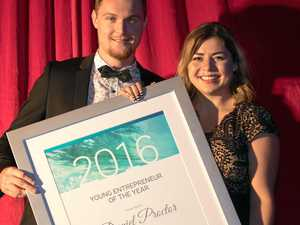 Young Entrepreneur of the Year has the wow factor