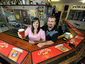 A 25km drive, there's no air con... but we love this pub