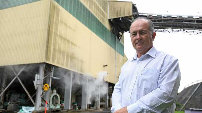 SETBACK: Wet weather has forced delays and crop growth that will extend Mackay Sugar's crushing season through until January 7.