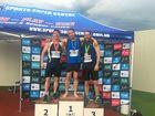 Medal haul surprise for athlete Steve