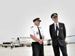 TAKE-OFF: Wellcamp airport celebrates major milestone