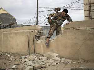 Coalition steadily taking Mosul