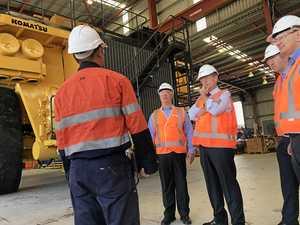 Labor best placed to speak up for Mackay: Shorten
