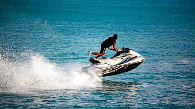 One letter writer says jet skis should be banned in Ballina Shire waterways.