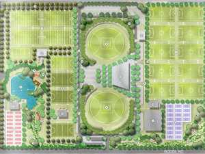 Government funding fuels hopes for Sports Precinct