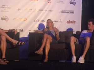 Olympic legend Susie O'Neill speaks about her Hamilton Island experiences.