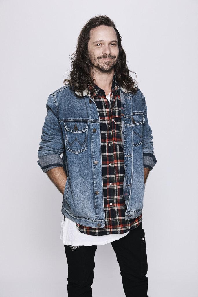 The X Factor 2016 finalist Davey Woder.