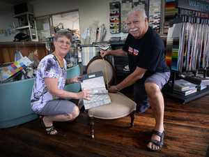Nambour Upholstery business for 30 years.