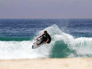 Byron Boardriders' Bailey solid in Brazil