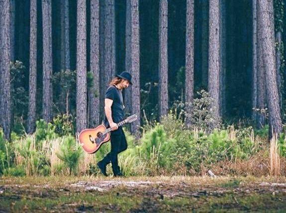 EARTH ROCK: Chris Flaskas