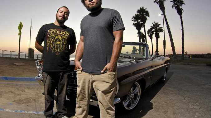 SOUL SOUNDS: Catch Southern Californian outfit Allenworth at Yamba's Pacific Hotel on Saturday night.
