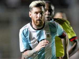Messi and co boycott media over marijuana claims