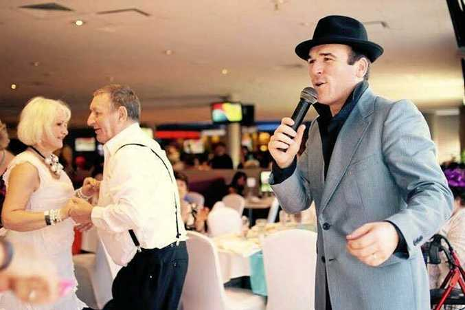 OLD TIME ROCKER: Tommy Memphis will be at the RSL on Saturday Night.