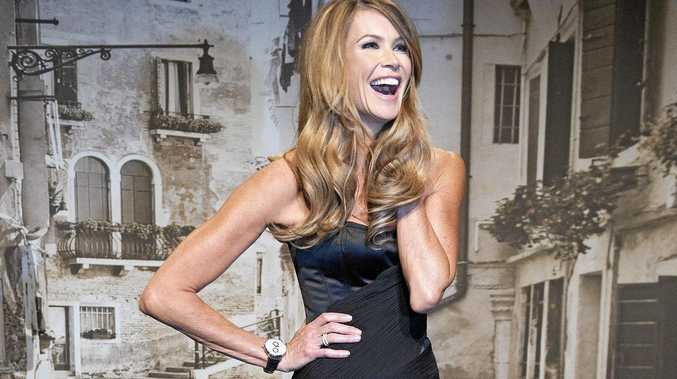 PERFECT ROOM-MATE: Elle Macpherson would have no problem finding a room to rent in Evans Head.