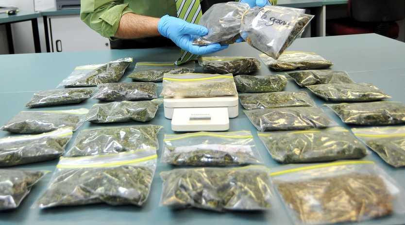 Police data reveals Mackay's drug hotspots.