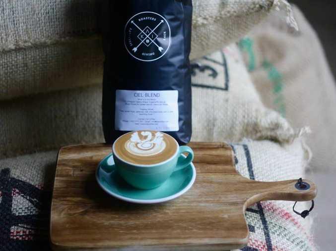 Kai Coffee is the top ranked Sunshine Coast cafe.