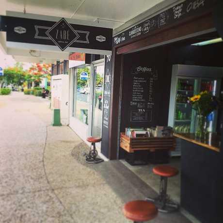 Zabe Espresso Bar was ranked ninth in Australia.