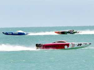 Want to win a ride in a superboat? Here's your big chance