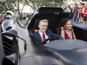 PHOTOS: Mt Lofty students' epic formal arrivals