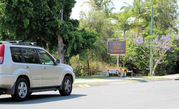 Speeding vehicles are now on Noosa Council's radar.