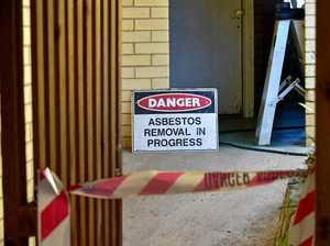 Know how to handle asbestos and stay safe