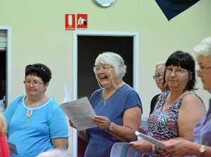 Singers celebrate 25 years of performing